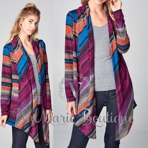 🌸Multi Color Vibrant Soft Spring Cardigan